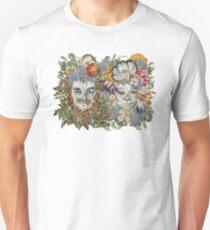 Mars and Venus - Botanical Love T-Shirt