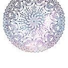 Love Mandala - Color by Andreea Butiu