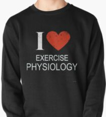 I Love Exercise Physiology Gift For EXERCISE T-Shirt Sweater Hoodie Iphone Samsung Phone Case Coffee Mug Tablet Case Pullover