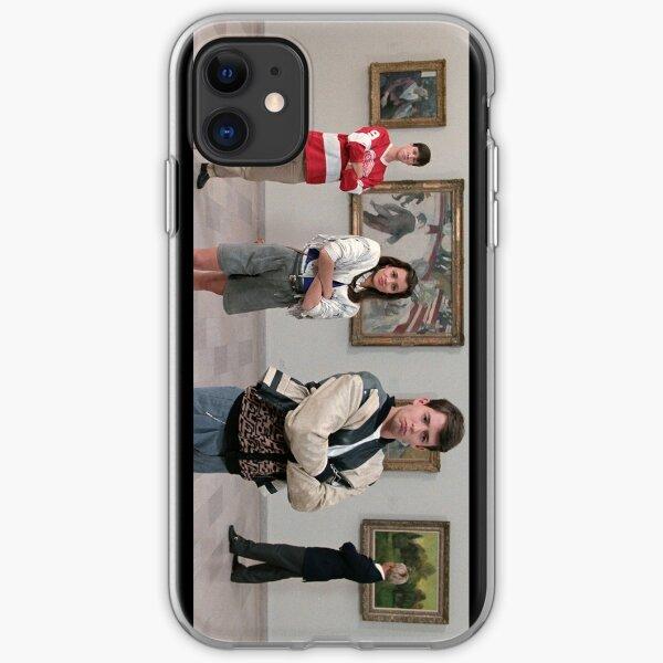 Ferris Bueller's Day Off iPhone Soft Case
