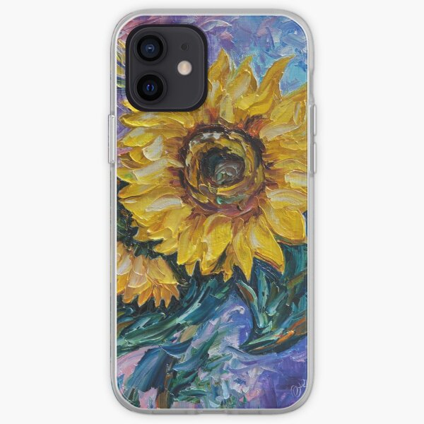 That Sunflower From The Sunflower State iPhone Soft Case