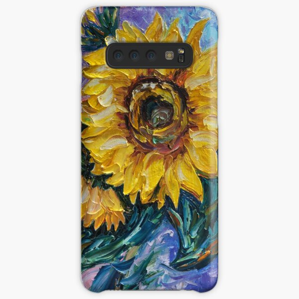 That Sunflower From The Sunflower State Samsung Galaxy Snap Case