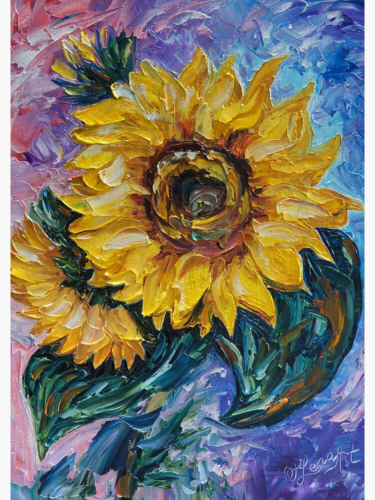That Sunflower From The Sunflower State by ArtOLena