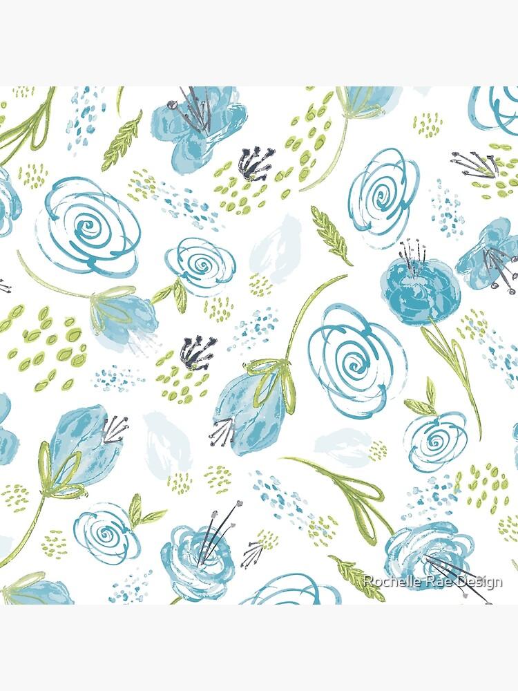 Turquoise Twist by rochellerae