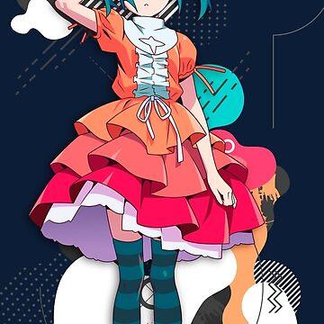Monogatari - Ononoki by Animenox