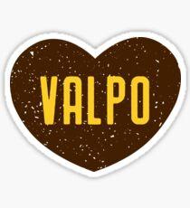Valparaiso University <3 Sticker