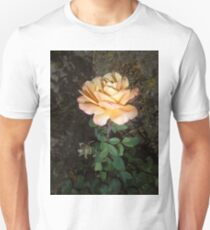 peach rose with dirt 10/14/17 T-Shirt