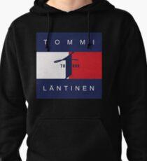 Tommi Läntinen Huppari , T-Paita , (Musta,Valkoinen, Värit) (Replica) Pullover Hoodie