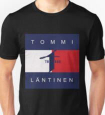 Tommi Läntinen Huppari , T-Paita , (Musta,Valkoinen, Värit) (Replica) Unisex T-Shirt