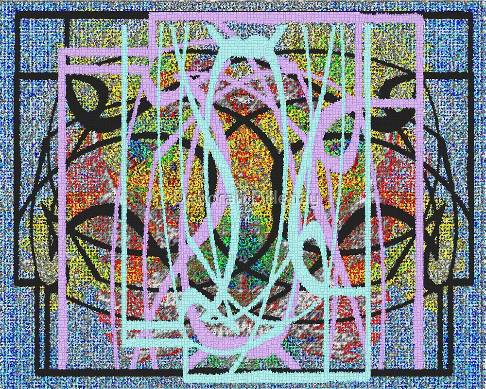 Digital JP No 1 by Deborah McCormick