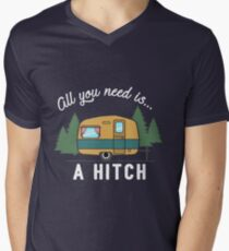 All You Need Is A Hitch Camping Trailer T-Shirt