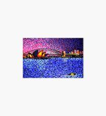 Sydney Harbour Art Board