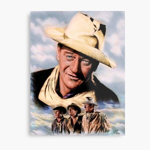 John Wayne 2 Metal Print