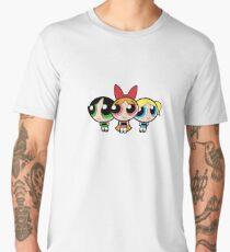 PowerPuff Girls Men's Premium T-Shirt