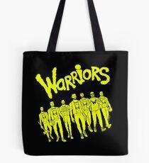 The Warriors - 2017/2018 Tote Bag