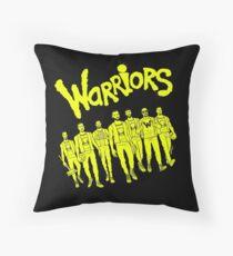 The Warriors - 2017/2018 Throw Pillow