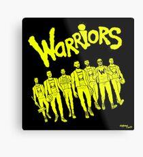 The Warriors - 2017/2018 Metal Print