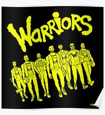 The Warriors - 2017/2018 Poster