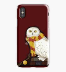 Hedwig the Owl iPhone Case