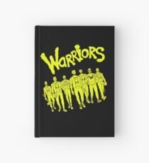 The Warriors - 2017/2018 Hardcover Journal