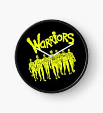 The Warriors - 2017/2018 Clock