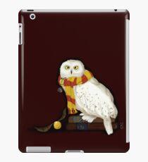 Hedwig the Owl iPad Case/Skin