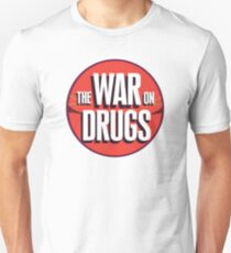 the war on drugs - For me, the square was like using an alien vernacular T-Shirt