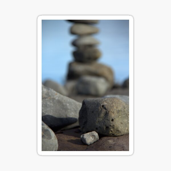 Cairn Sticker