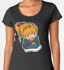 Rainbow Brite [ iPad / Phone cases / Prints / Clothing / Decor ] Women's Premium T-Shirt