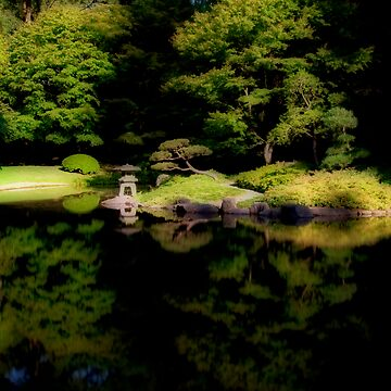Japanese Garden by JonathanEpp