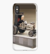 The Seeker - A Gothic Hot Rod iPhone Case
