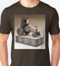 The Seeker - A Gothic Hot Rod Unisex T-Shirt