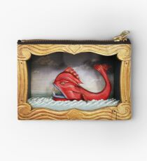 The Sea Monster - Straight View Studio Pouch