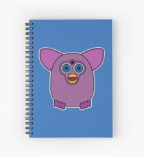 FURBY Spiral Notebook