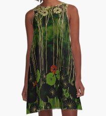 POND 1009 A-Line Dress