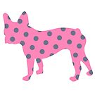 Polka Frenchie by annimo