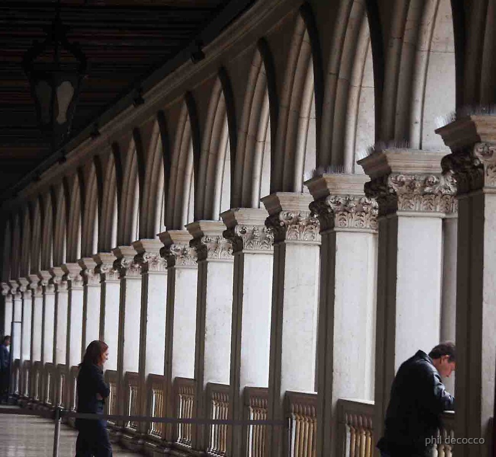 Doge Palace by phil decocco