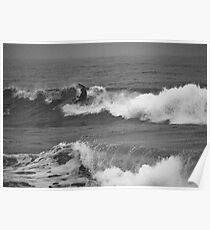 Kyle Storm Surf Poster
