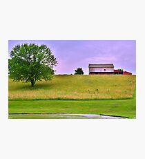 The American Landscape Photographic Print