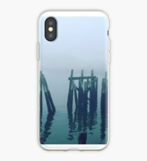 Misty Pier iPhone Case