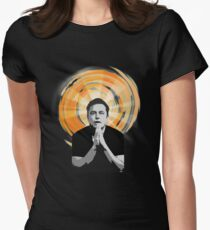 In Elon Musk We Trust Women's Fitted T-Shirt
