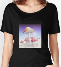 Shrooms Women's Relaxed Fit T-Shirt