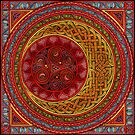 Celtic Sun And Moon by CherrieB