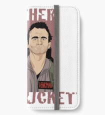 Ghostbusters Venkman 'Mother Pussbucket' iPhone Wallet/Case/Skin