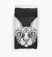 Sphinx Cat Duvet Cover