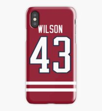 Tom Wilson  iPhone Case/Skin