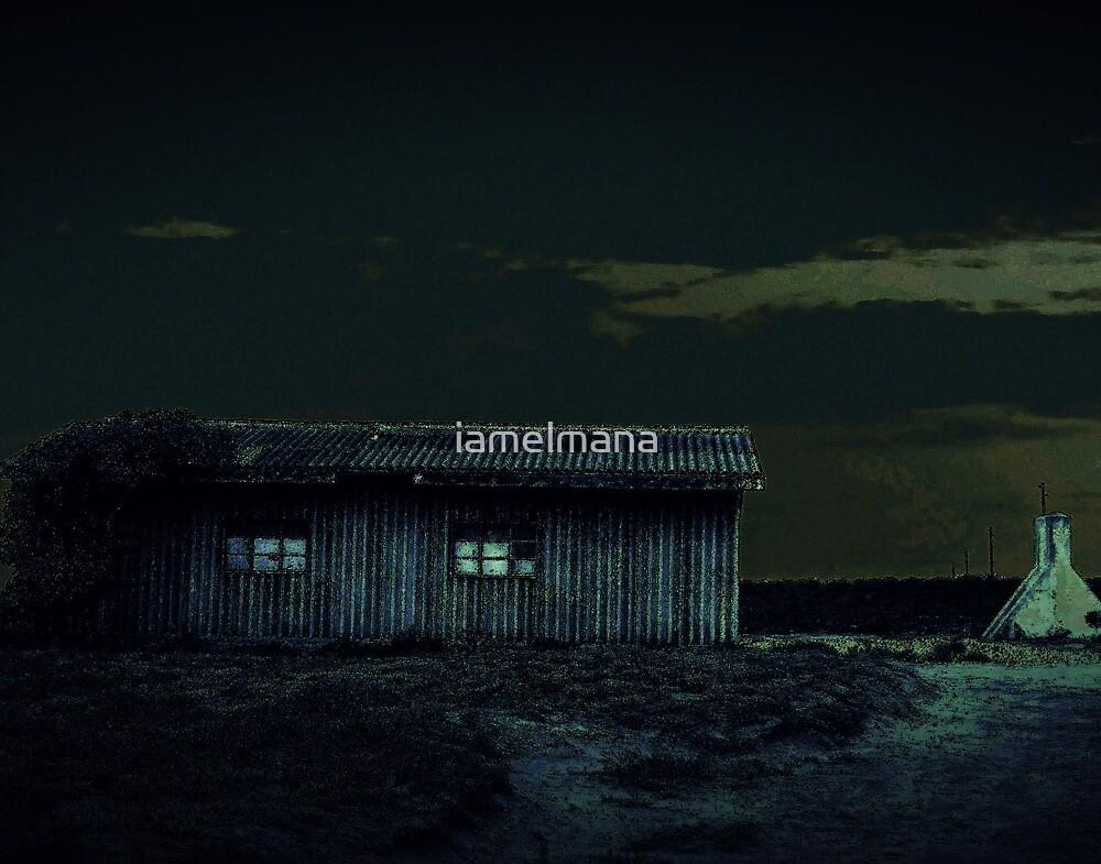 Where spirits roam by iamelmana