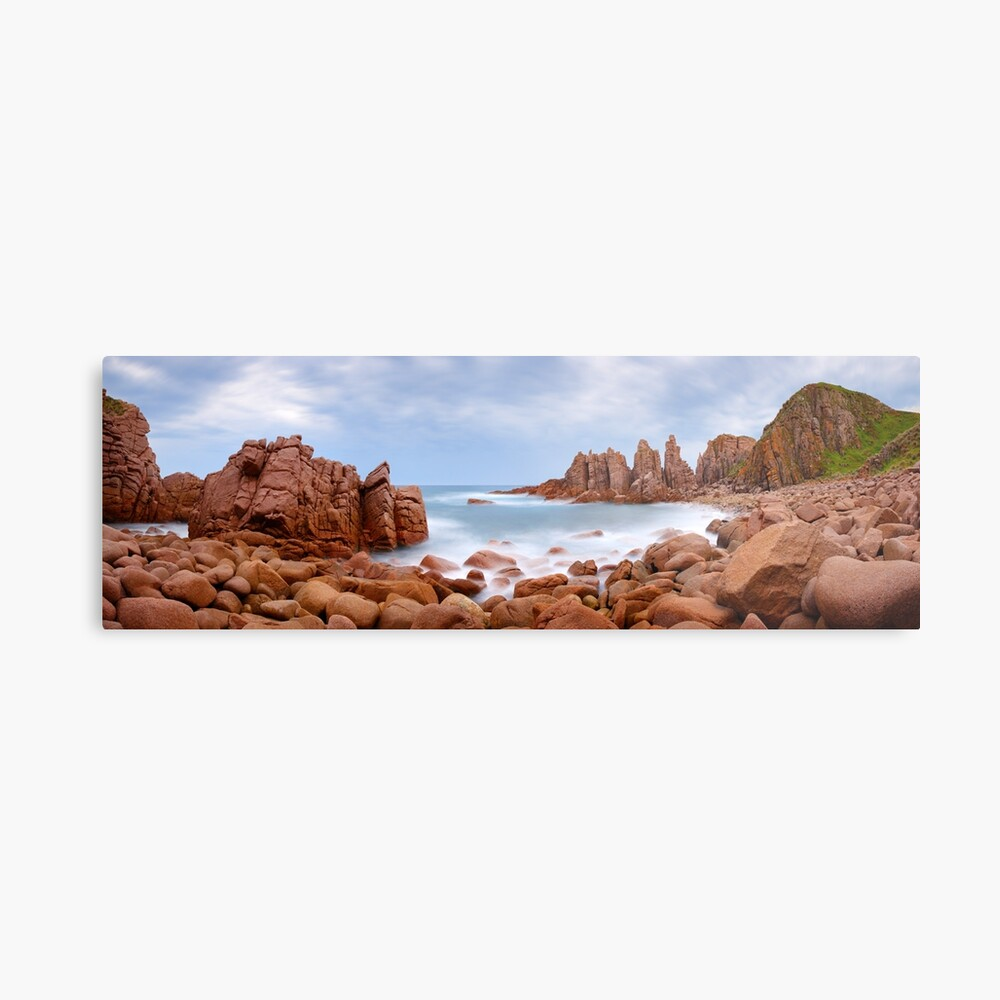 The Pinnacles, Phillip Island, Victoria, Australia Metal Print