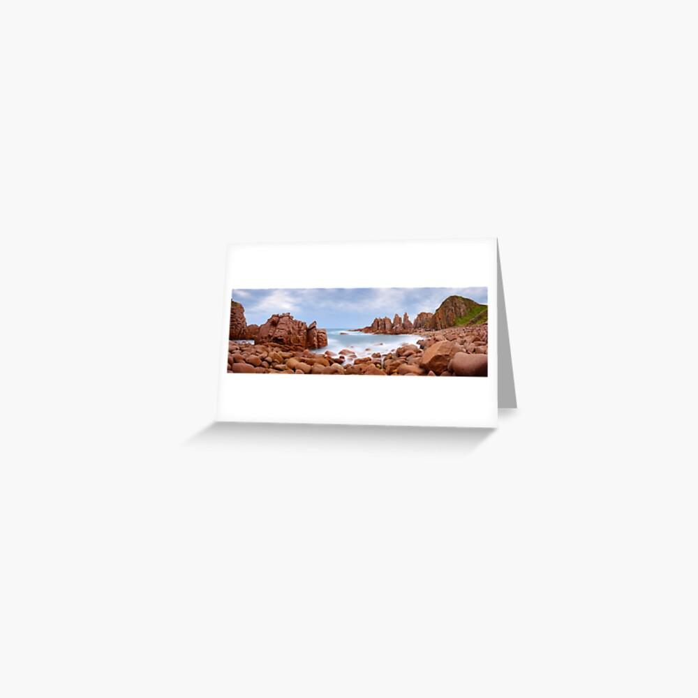 The Pinnacles, Phillip Island, Victoria, Australia Greeting Card