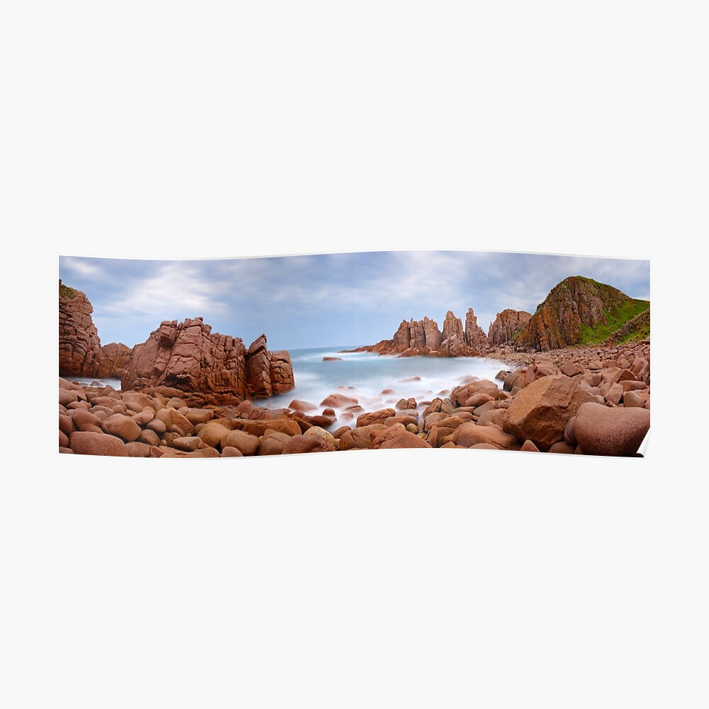 The Pinnacles, Phillip Island, Victoria, Australia Poster